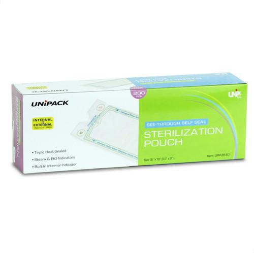 "Sterilization Bags - 3.5"" x 9"