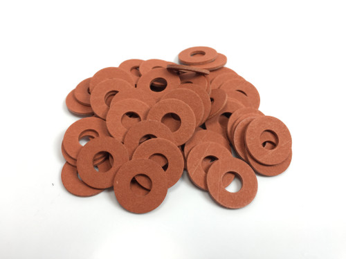 Coil Washers - Red (10 pack)