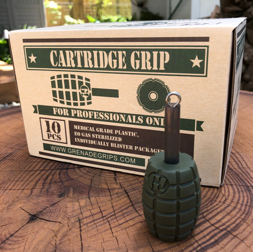 Grenade Disposable Cartridge Grip