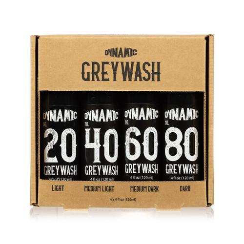 Dynamic Greywash Set 4oz