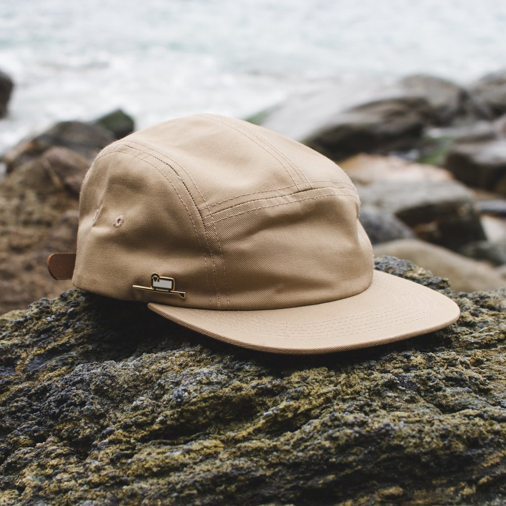 Surfing Sheep Pin Hat