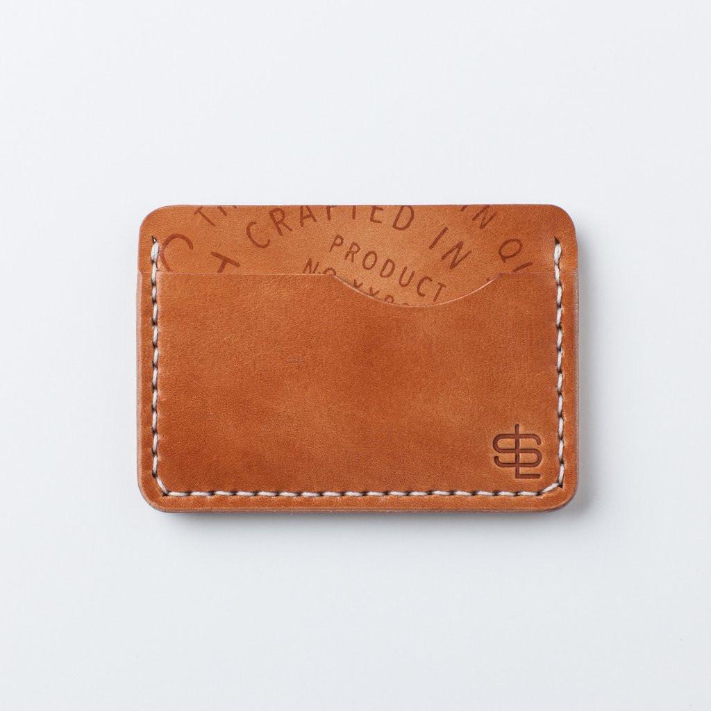 Slim Wallet - Tan