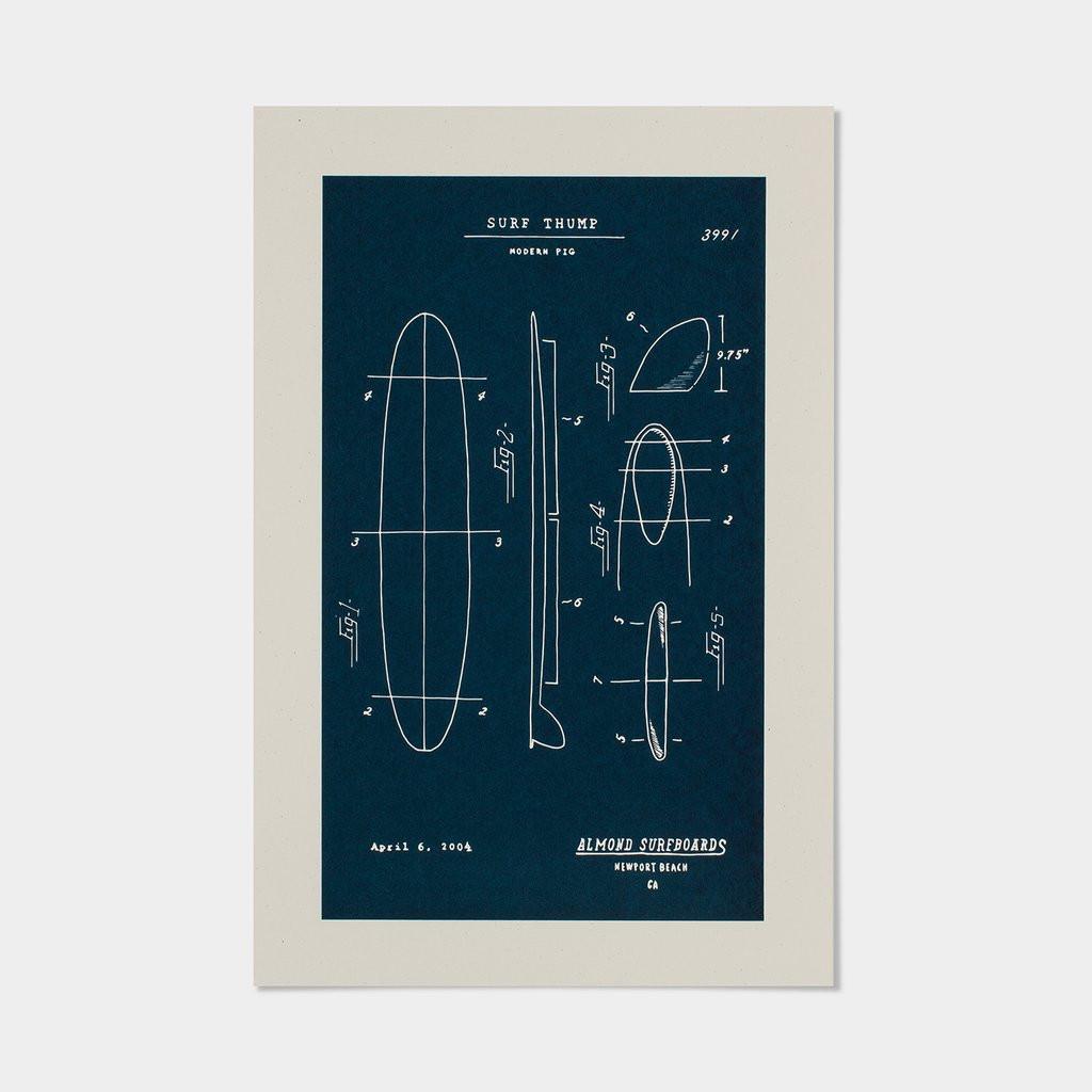"""""""Tech Specs"""" Poster"""