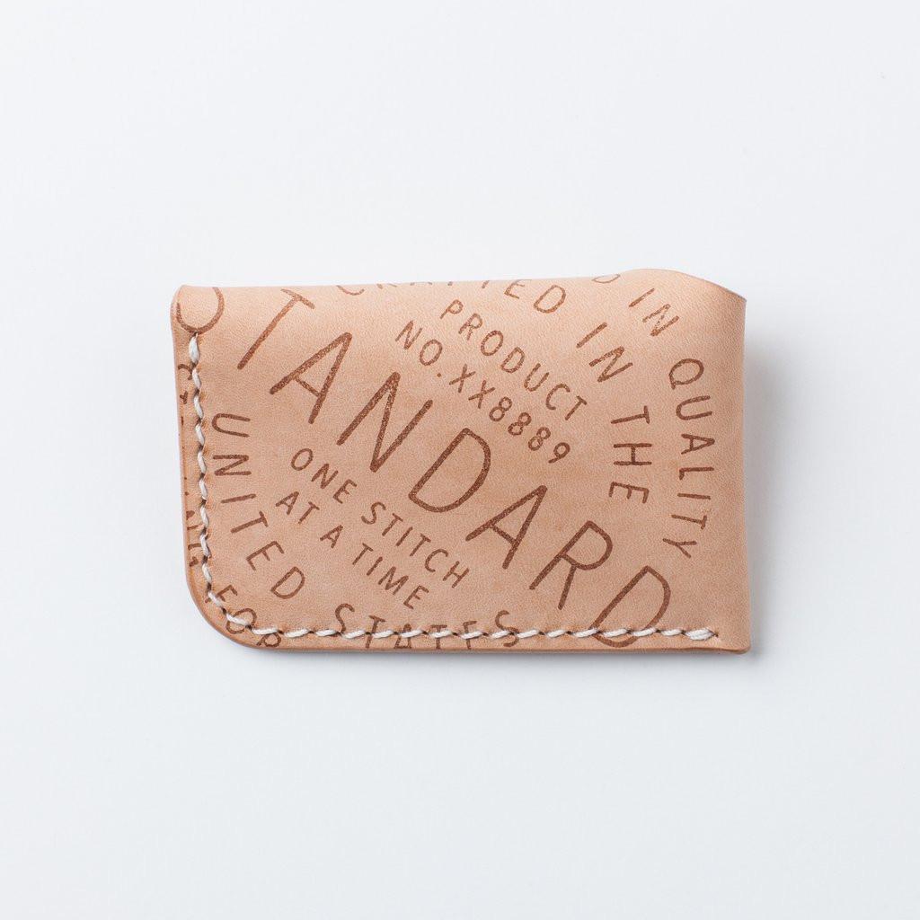 Snap Wallet - Natural