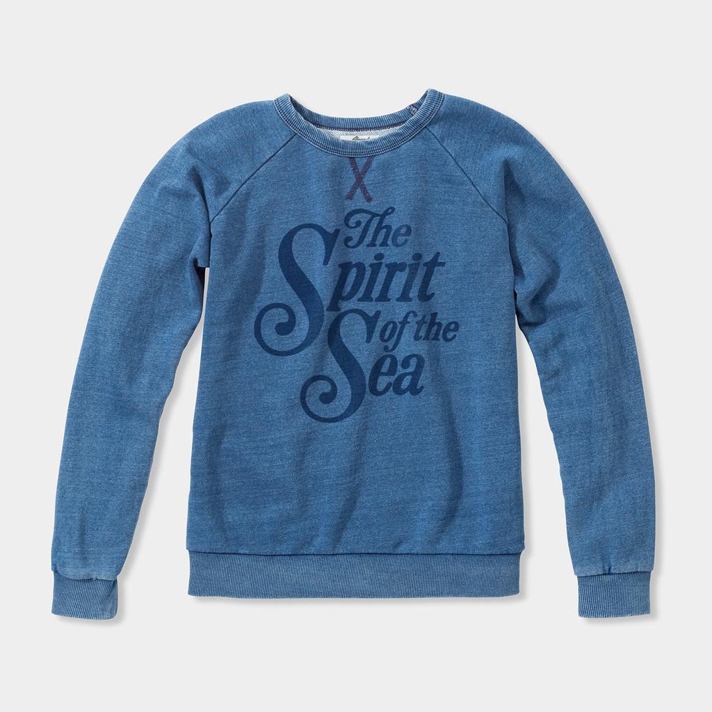Spirit of the Sea Pullover - Indigo