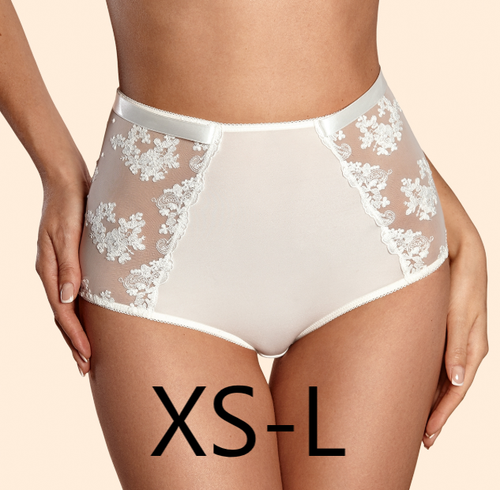 Ajour T60 Graciosa High Waist Brief White