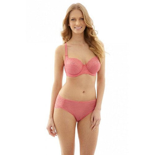 Panache 7285 Envy Full Cup Bra Coral SALE NORMALLY $67