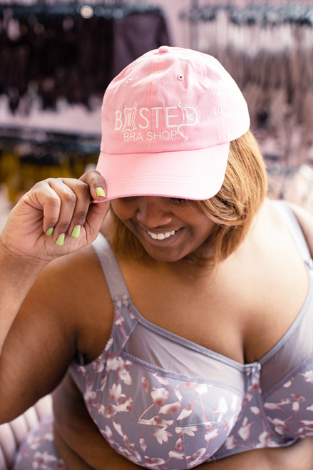 Busted Ball Cap Light Pink