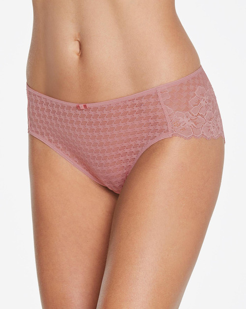Panache 7282 Envy Brief Rose Pink FINAL SALE NORMALLY $31
