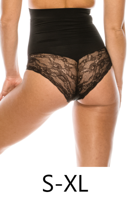 Youmita 87167 Shaper Panty Black