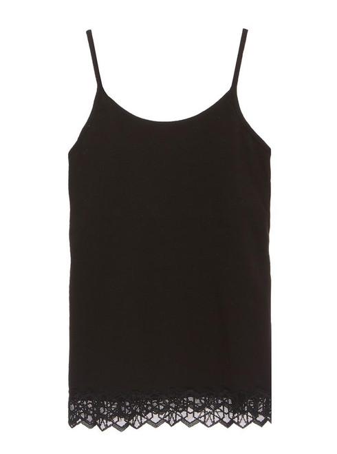 Cosabella AVIZZ1810T Avi Tween Camisole Black