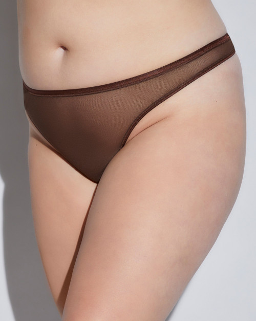 Cosabella SOIRC0322P Soire Confidence Extended Classic Thong Uno