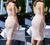 Before and after smoothing shapewear shorts by Spanx