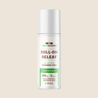 Roll-On Releaf - 500mg