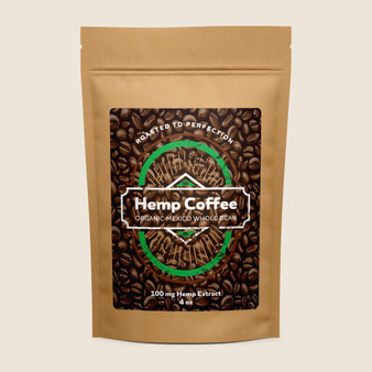 Hemp Coffee - Mexican - 100mg