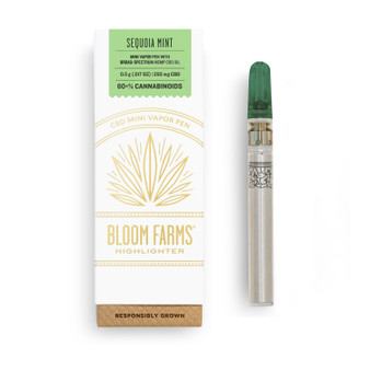 Mini Vapor Pen - Sequoia Mint