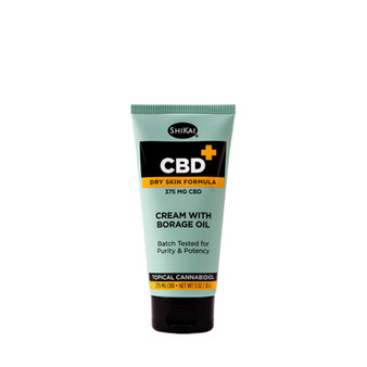 ShiKai Borage CBD Cream - 375mg - 3oz