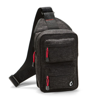 Rack Pack Hemp Over The Shoulder Sling Bag