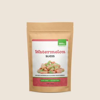 Watermelon Slices - 500mg