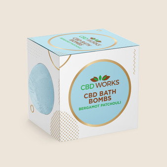 Bath Bomb - Bergamot