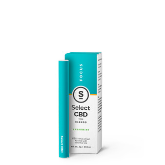 CBD Relax Vape Pen - 250mg - Spearmint