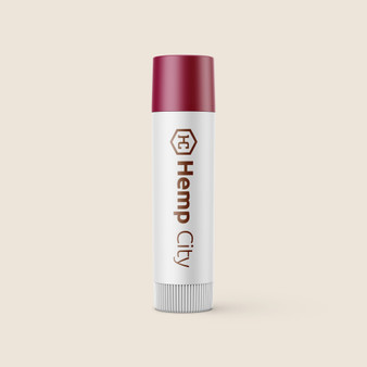 Chapstick - All Natural Strawberry Pomegranate Mojito Flavor
