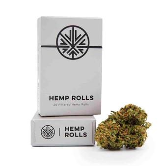 Hemp Rolls - 20 Pack