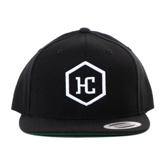Hat -  Black/White
