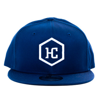 Hat - Navy/White