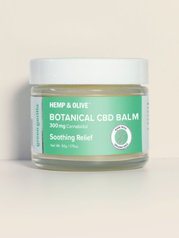 Hemp & Olive™ - Botanical CBD Balm - 300mg - 1.75oz