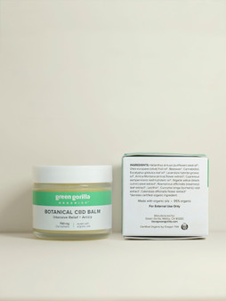 Hemp & Olive™ - Certified Organic Intensive Relief CBD Balm - 750mg