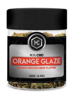HC Orange Glaze Indoor 1/8th