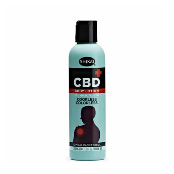 CBD Body Lotion - 750mg