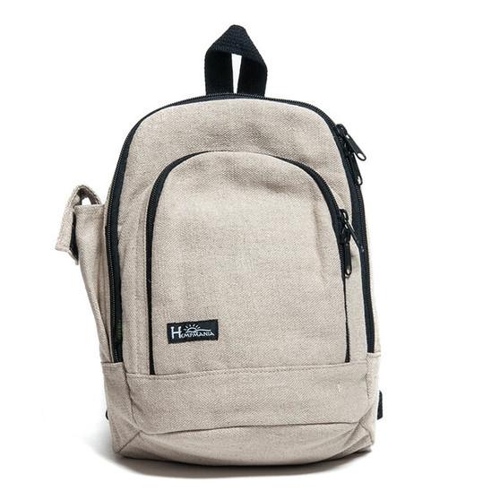 Hemp Super Mini Backpack