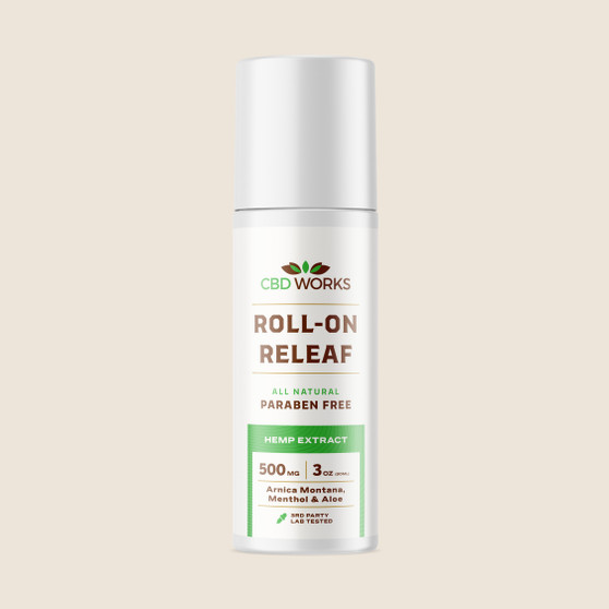 Roll-On Releaf - 500mg