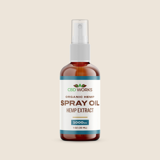 Spray Oil - Human