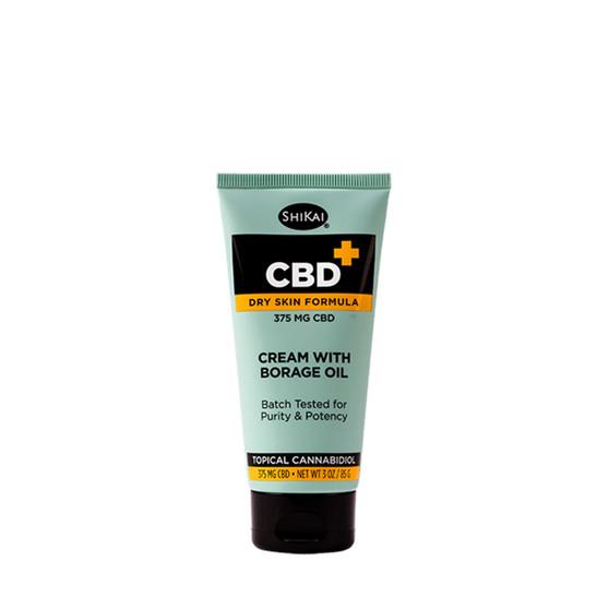 ShiKai Borage CBD Cream - 375mg - 3oz