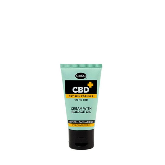 ShiKai Borage CBD Cream - 125mg - 1oz
