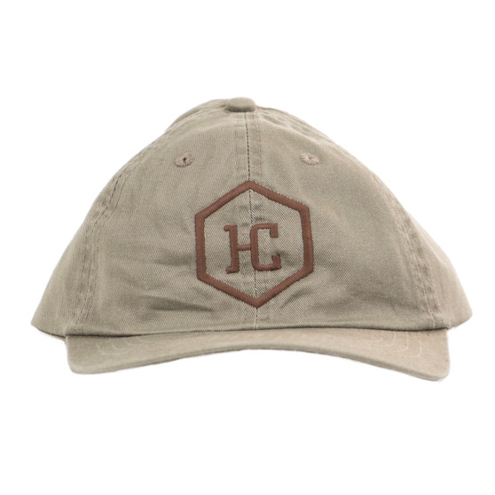 Hat - Tan/Brown