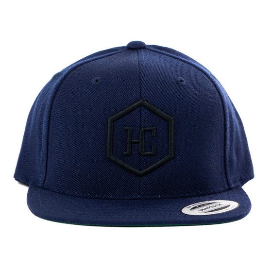Hat - Navy/Black