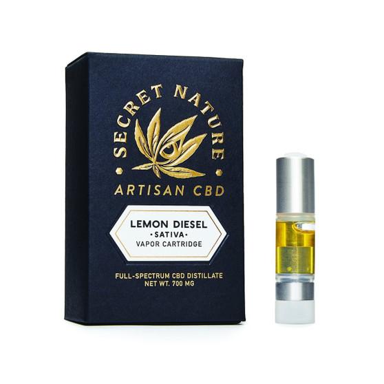 Secret Nature Lemon Diesel