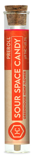 HC Pre roll Sour Space