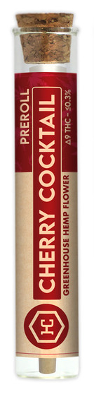 HC Cherry Cocktail Pre Roll King