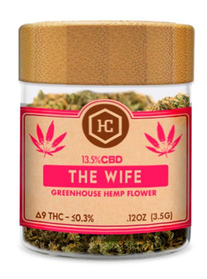 Hemp City The Wife 1/8th