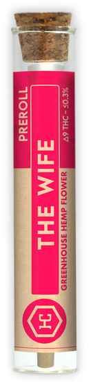 HC The wife Pre Roll King Size