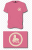 Comfort Colors T-Shirt - Pink Crunchberry