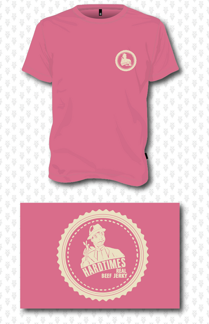 Comfort Colors T-Shirt - Pink Crunchberry