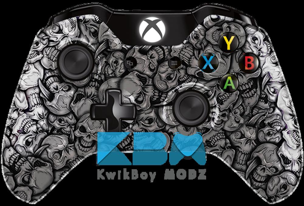 Insanity Skulls Xbox One Controller