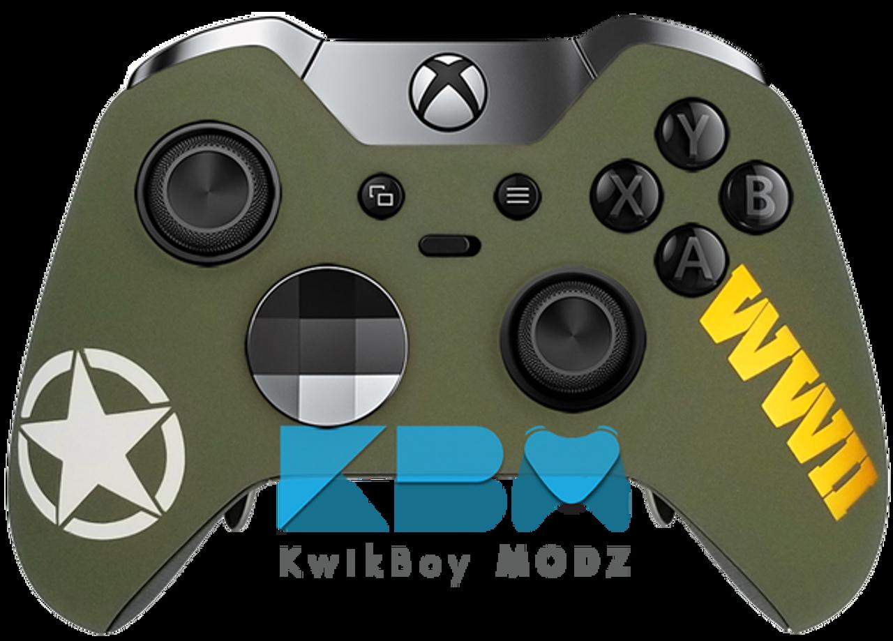 WWII Xbox One Elite Controller