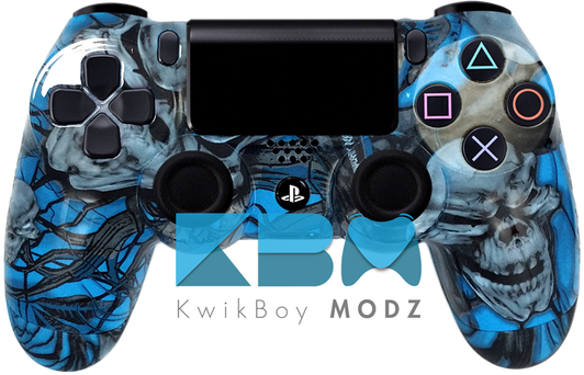 Custom PS4 Controllers & Parts